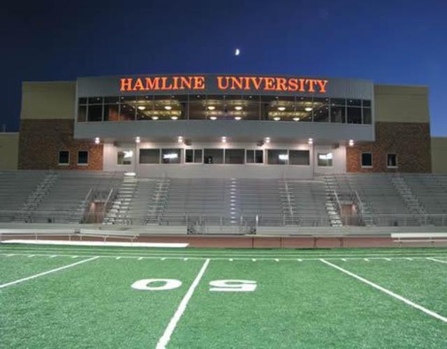 Ericksen Roed :: Klas Center at Hamline University