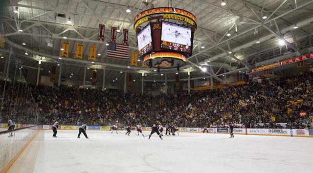 Ericksen Roed University Of Minnesota Scoreboards